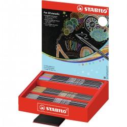 STABILO Pen 68 Metallic 60/dis