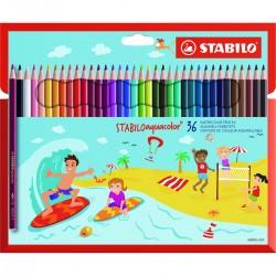 STABILO Aquacolor, 36/fp