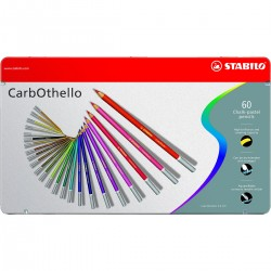 STABILO CarbOthello 60st/Metal