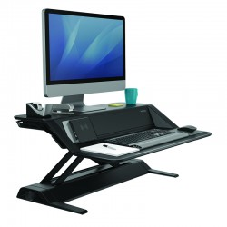 Lotus DX sit stand black