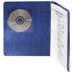 CD Ficka Självhäftande 5st/fp