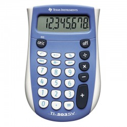 TI-503SV, Miniräknare