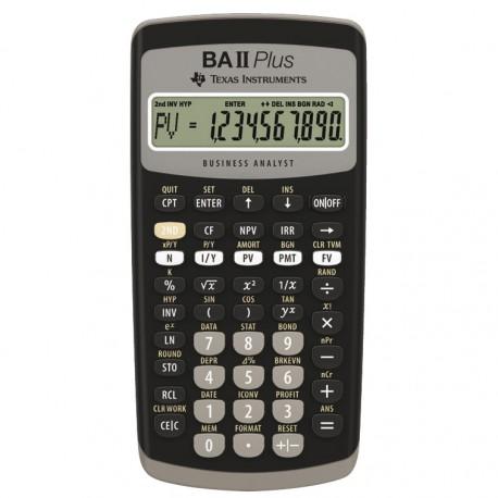 TI-BA II Plus Financial Cal.