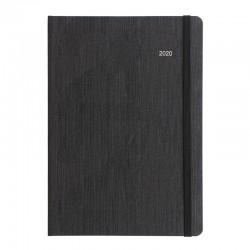 Block A5 2020 V/U, Black
