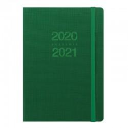 Memo A5 20/21 V/U, Green