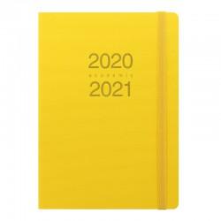 Memo A5 20/21 V/U, Yellow