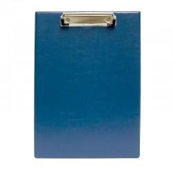 Skrivplatta A4 enkel, Blå