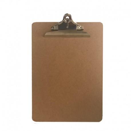 Skrivplatta A4 enkel, MDF