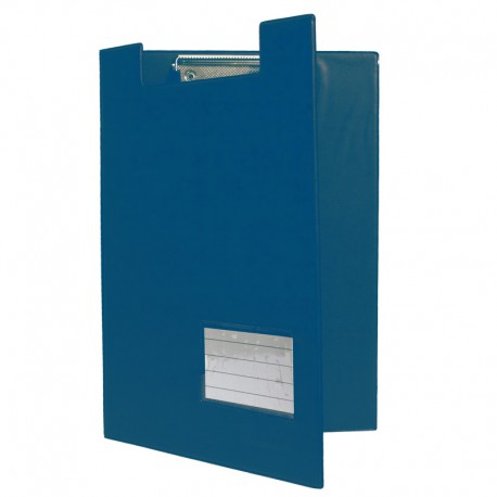 Skrivplatta A4 dubbel, Blå