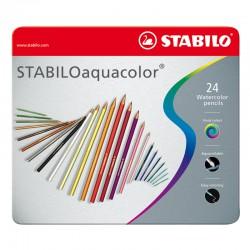 STABILO Aquacolor Etui, 24/fp