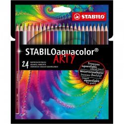 STABILO ARTY Aquacolor, 24/fp