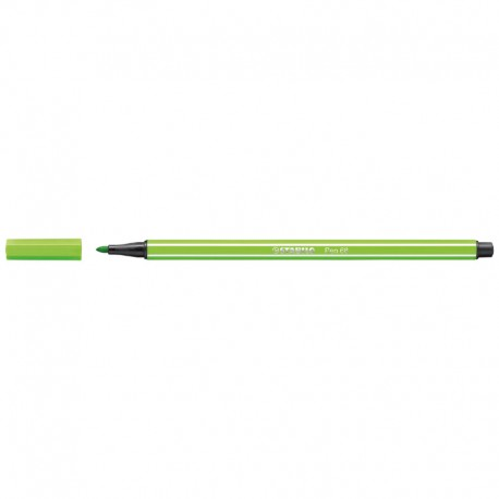 STABILO Pen 68/43, Bladgrön