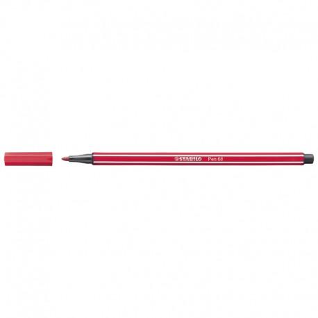 STABILO Pen 68/50, Mörkröd