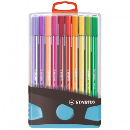 STABILO Pen 68 ColPar Blue/Ant