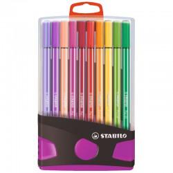 STABILO Pen 68 ColPar Pink/Ant