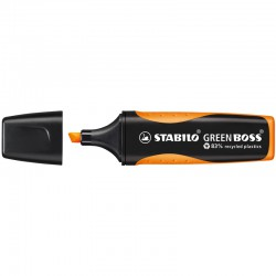 STABILO Green BOSS, Orange