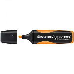 STABILO Green BOSS, Orange
