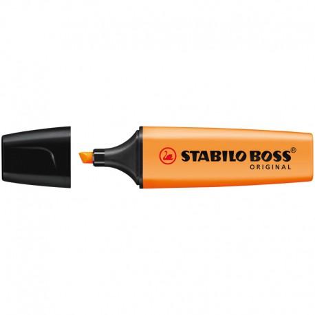 STABILO BOSS, Orange