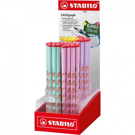 STABILO EASYgraph Pastel 60/di