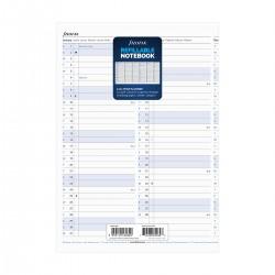 Månadsplan Notebook A5 2022
