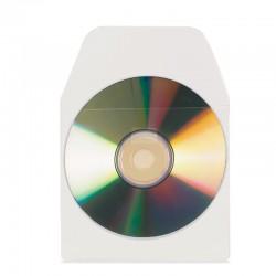 CD-ficka med låsflik, 10st
