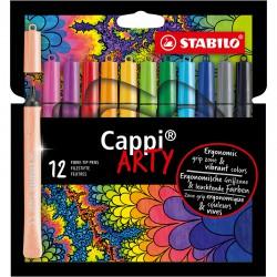 STABILO ARTY Cappi, 12/fp