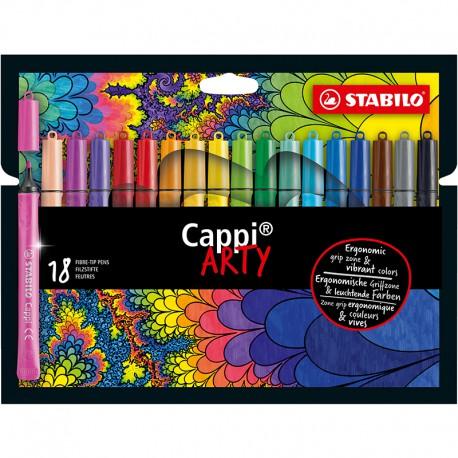 STABILO ARTY Cappi, 18/fp