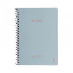 KOZO Notebook A5 Class, D.Blue
