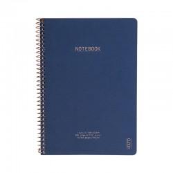 KOZO Notebook A5 Class, Navy