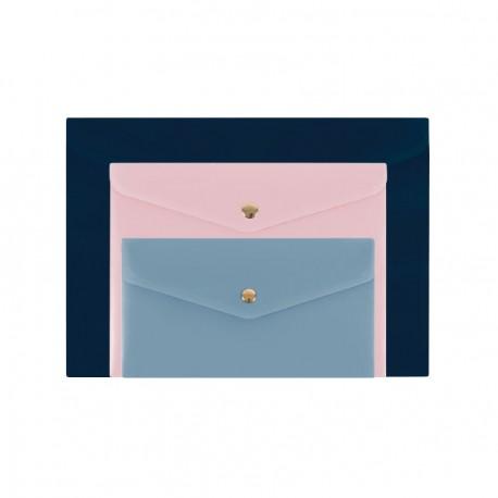 KOZO Envelope Wallet, 3-pack