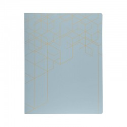 KOZO Binder EU A4, Dusty Blue