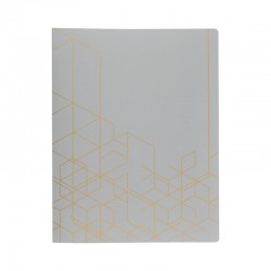 KOZO Binder EU A4, Grey