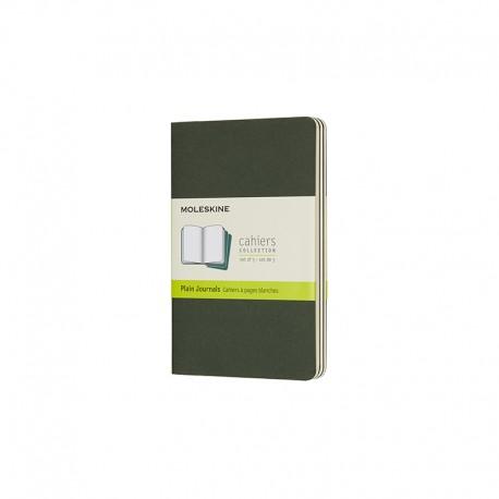 Cahier Journal P, Pkt, Green