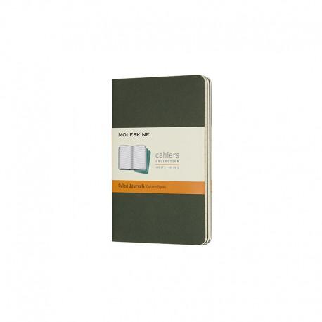 Cahier Journal R, Pkt, Green