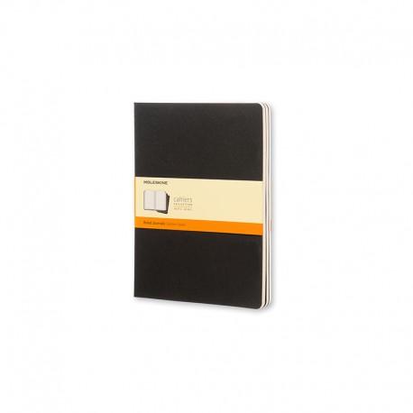 Cahier Journal R, XL, Black