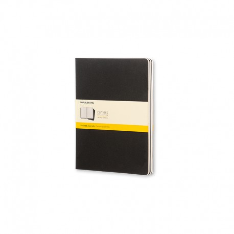 Cahier Journal S, XL, Black