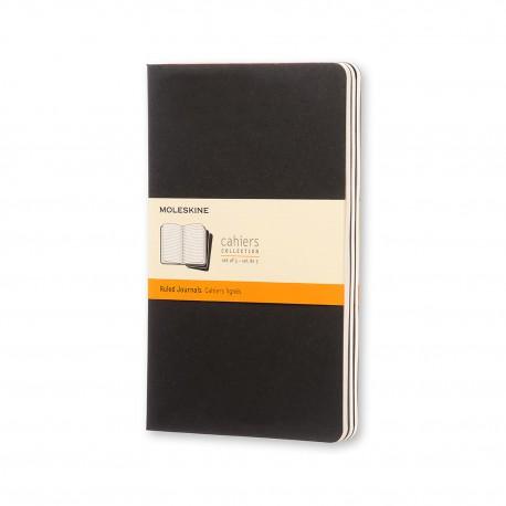 Cahier Journal R, Pkt, Black