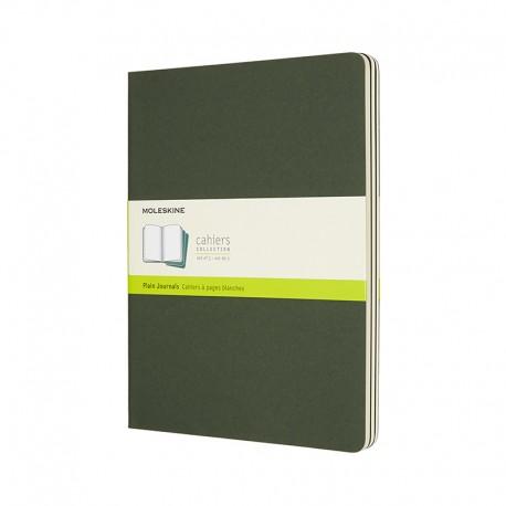 Cahier Journal P, XL, Green
