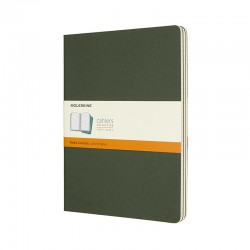 Cahier Journal R, XL, Green