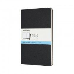 Cahier Journal D, L, Black