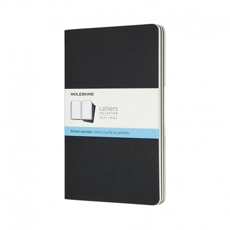 Cahier Journal D, L, Black