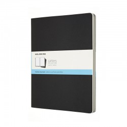 Cahier Journal D, XXL, Black