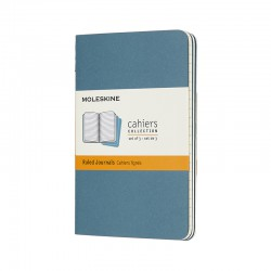 Cahier Journal R,Pkt, BrisBlue