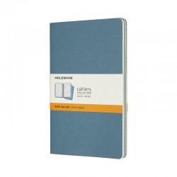 Cahier Journal R, L, BriskBlue