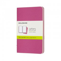 Cahier Journal P, Pkt, Pink