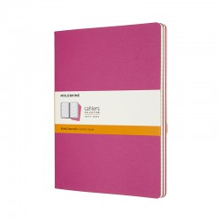 Cahier Journal R, XL, Pink