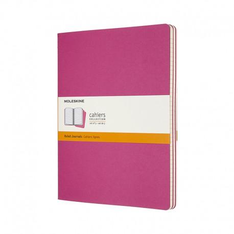 Cahier Journal R, XL, Pink
