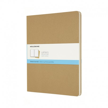 Cahier Journal D, XXL, Kraft