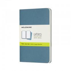 Cahier Journal P,Pkt,BriskBlue