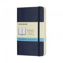Classic soft D, Pkt, Blue